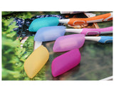 6 pieces Silicone Toothbrush Covers for Travel