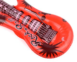 6 Pieces 90cm Inflatable Guitar Balloon