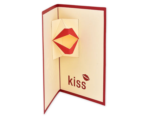 Creative Pop Up Greeting Card