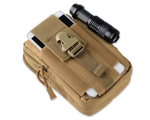 Waterproof Tactical Molle Pouches Military Utility Belt Bag