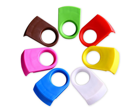 Drink Clips 10 Pieces ABS Plastic Beer Clips Bottle Holder Clips