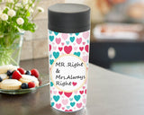 Personalized Plastic Double Walled Water Bottle 300ml