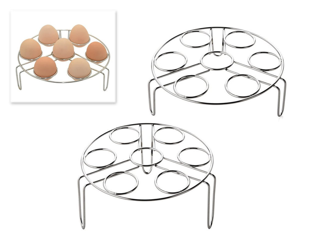 2 Pieces Egg Steamer Rack