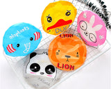 Shower Cap 10 Pieces Cute Cartoon Bath Hats