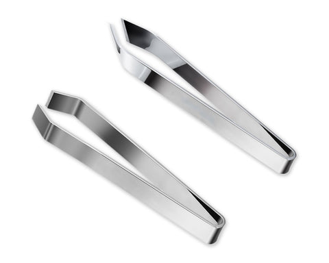 Fish Bone Tweezers 2 Pieces Stainless Steel  Bone Removal Tools