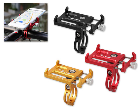 Aluminum Bike Phone Mount 360 Degree Rotatable