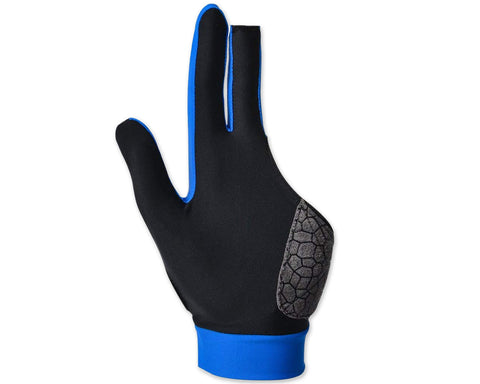 1 Piece Elastic Billiard Glove with Pad for Left Bridge Hand