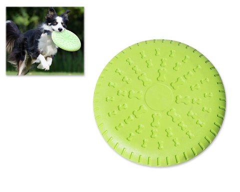 Dog Flying Saucer Training Frisbee