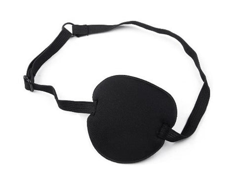 Eye Patch with Elastic Strap 8 Pieces Adjustable Lazy Eye Patches