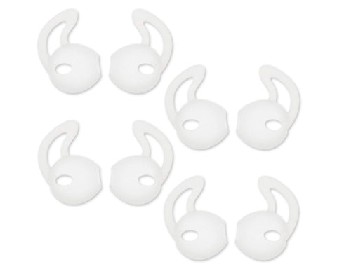 2 Pair Anti-Slip Ear Hooks Covers Compatible with Apple Airpods