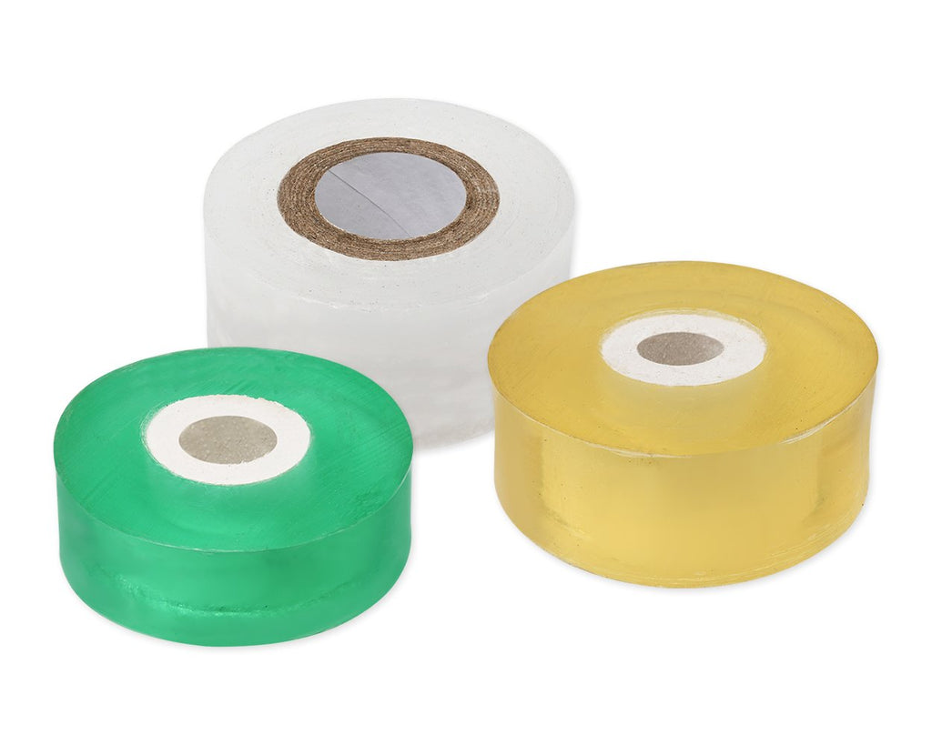Grafting Tapes 3 Pieces Stretchable Grafting Films Plants Repair Tapes