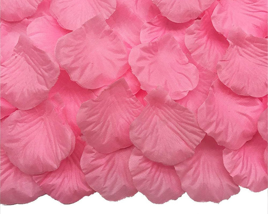 Rose Petals 1000 Pieces Flower Petals for Wedding