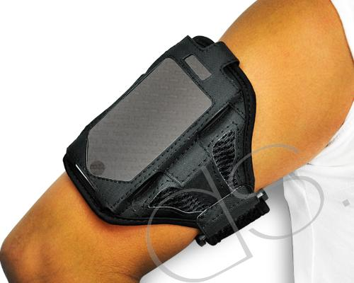 iPhone 4 and 4S Running Armband - Black