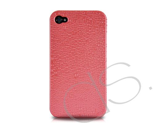Aqua Series iPhone 4 and 4S Case - Pink