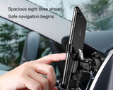 Baseus Car Phone Holder 360 Degree Rotatable Phone Stand