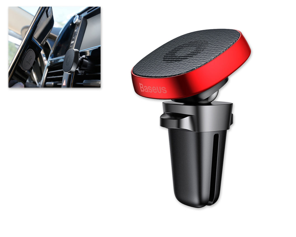 Baseus Rotatable Magnetic Phone Holder for Air Vent Mount