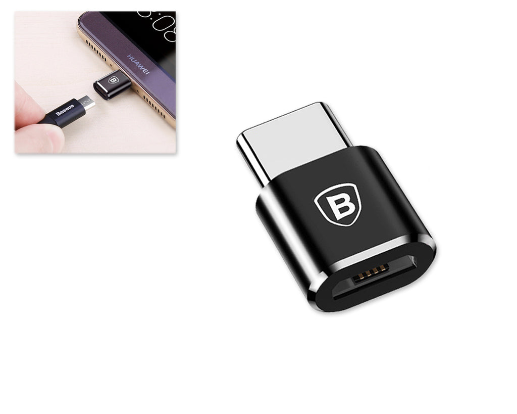 Baseus  Micro USB to USB Type-C Adapter