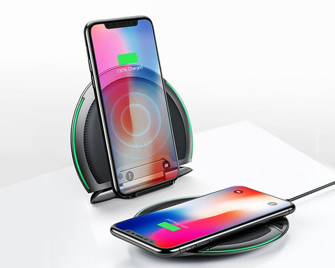 Baseus Fast Wireless Charger Wireless Charging Stand