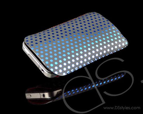Buco Series iPhone 4 and 4S Soft Pouch - Ice Blue