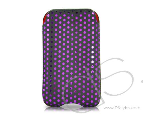 Buco Series iPhone 4 and 4S Soft Pouch - Purple