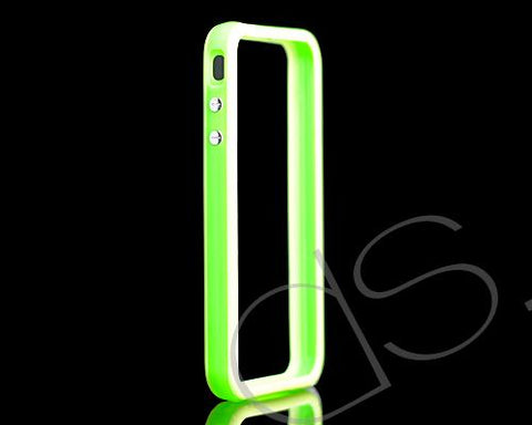 Bumper-Advanced Series iPhone 4 and 4S Case - Green