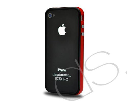 Bumper-Advanced Series iPhone 4 and 4S Case - Red