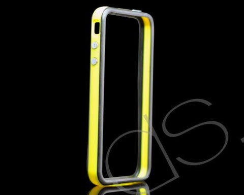 Bumper-Advanced Series iPhone 4 and 4S Case - Yellow