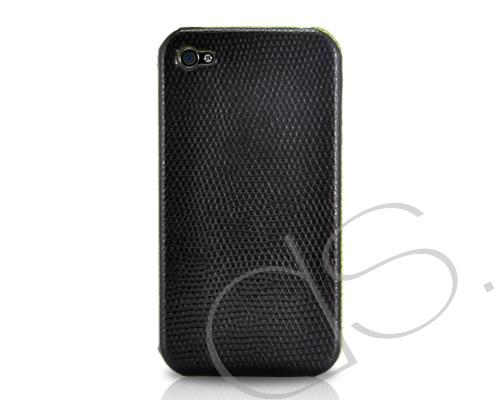 Caimani Series iPhone 4 and 4S Case - Black