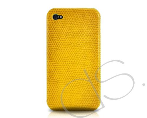 Caimani Series iPhone 4 and 4S Case - Yellow
