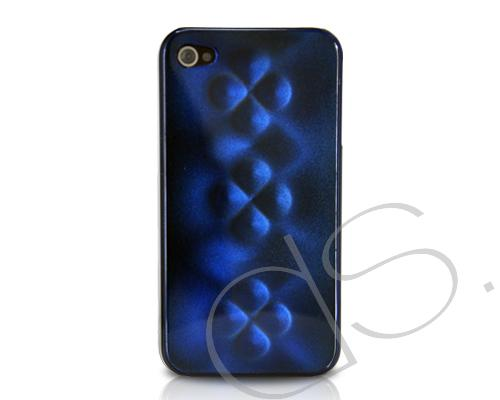 Cameo Series iPhone 4 and 4S Case - Blue