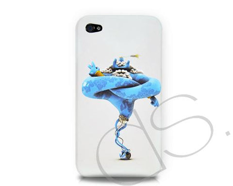 Comic Series iPhone 4 and 4S Case - Strong Buddy