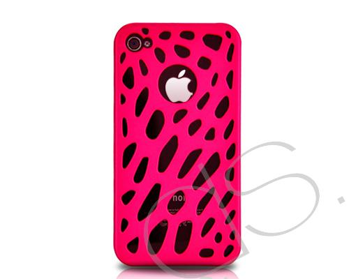 Cova Series iPhone 4 and 4S Case - Red