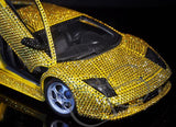 Lamborghini Murcielago Crystallized Car Model