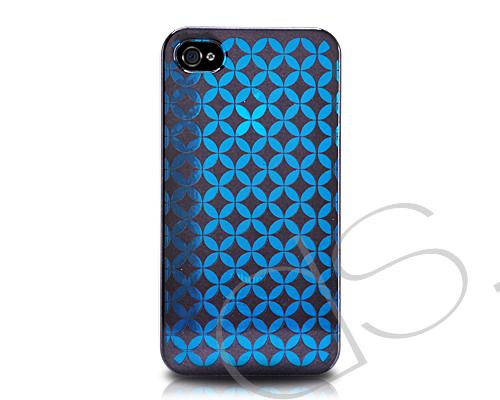 Darius S Series iPhone 4 and 4S Case - Blue