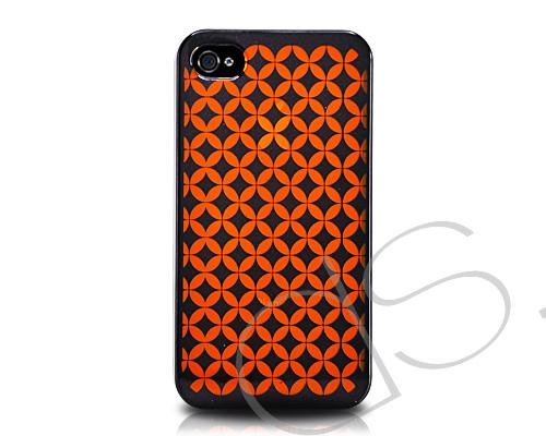 Darius S Series iPhone 4 and 4S Case - Orange