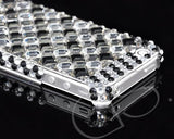 Decora Series iPhone 4 and 4S Crystal Case - Square Diamond