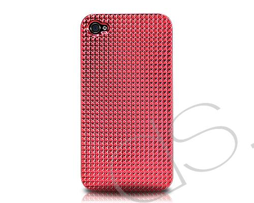 Diamanti Series iPhone 4 and 4S Case - Electro Pink