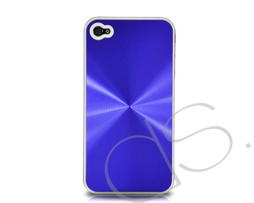 Disc Series iPhone 4 and 4S Case - Blue