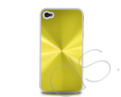 Disc Series iPhone 4 and 4S Case - Gold