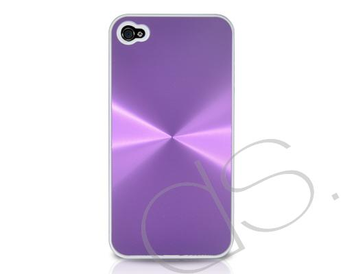 Disc Series iPhone 4 and 4S Case - Purple