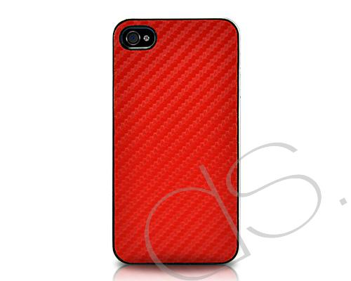 Elan Series iPhone 4 and 4S Case - Red