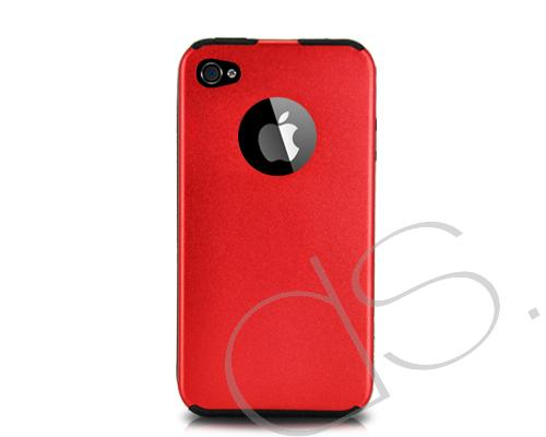 Frost Series iPhone 4 and 4S Case - Red