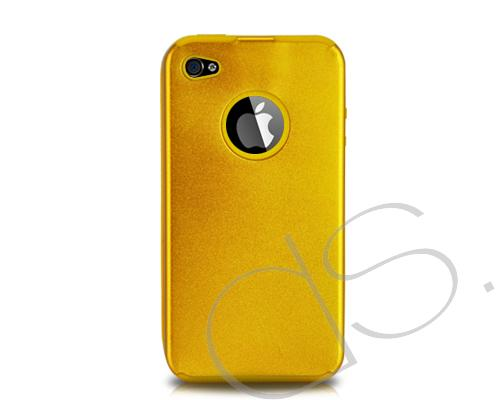 Frost Series iPhone 4 and 4S Case - Yellow