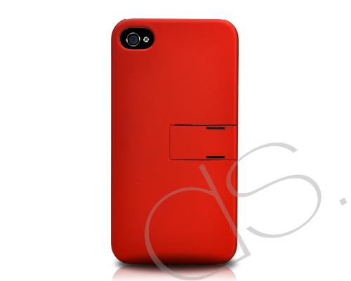 Holder Series iPhone 4 and 4S Case - Red