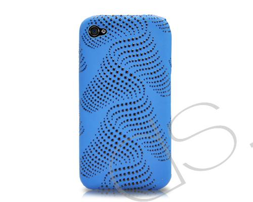 Illusory Series iPhone 4 and 4S Case - Blue