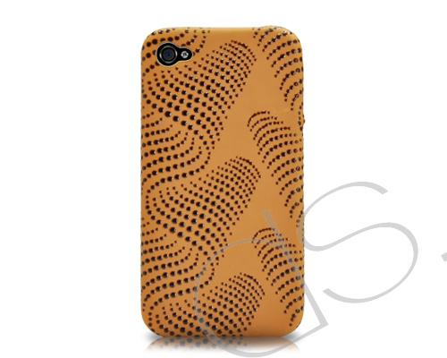 Illusory Series iPhone 4 and 4S Case - Brown