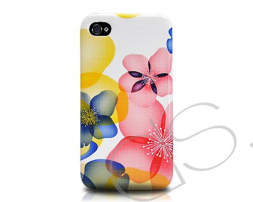 Inflore Series iPhone 4 and 4S Case - Multicolor