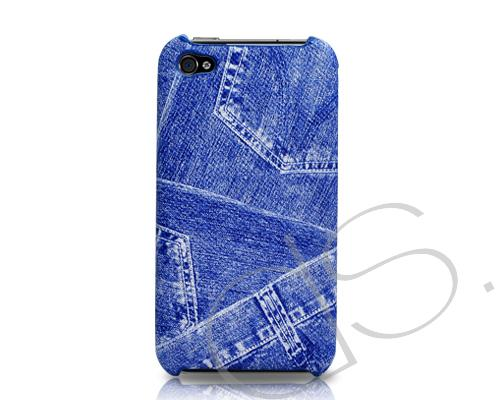 320c8ffa4c7c17 Jeans Series iPhone 4 and 4S Case - Blue – DSStyles