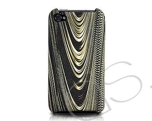 Layer Series iPhone 4 and 4S Case - Black