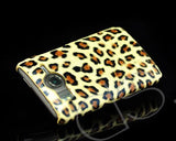 Leopard Series HTC Desire HD Case - Yellow